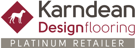 Karndean customized luxury vinyl available at Abbey Carpet & Floor in Alquippa!