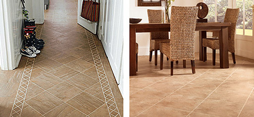 Karndean floors are beautifully realistic and highly practical - available at Abbey Carpet & Floor in Alquippa!