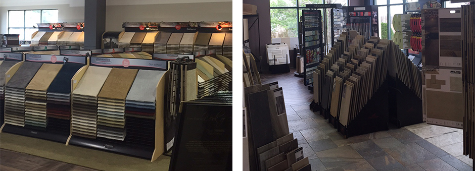 Our Showroom - Abbey Carpet & Floor of Aliquippa, PA